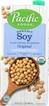 Organic Unsweetened Soy Milk Original - 32 Fl. Oz.