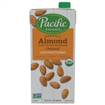 Organic Unsweetened Original Almond Milk - 32 Fl. Oz.