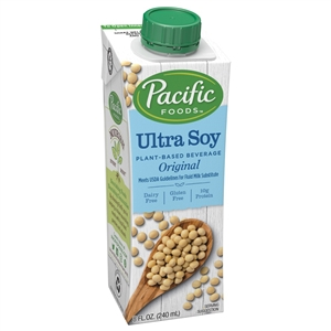 Pacific Ultra Soy Original - 8 Oz.