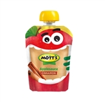Natural Cinnamon Flavored Applesauce Pouch - 3.2 Oz.