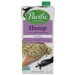 Pacific Hemp Vanilla - 32 Fl. Oz.