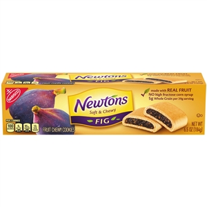 Nabisco Newtons Fig Cookies Convenience Pack - 6.5 Oz.