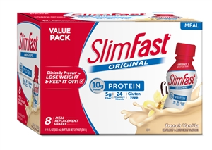 Slimfast Ready To Drink French Vanilla - 88 Fl. Oz.