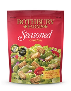 Rothbury Farms Homestyle Seasoned Croutons - 1 Lb.
