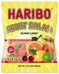 Haribo Fruit Salad Gummi Candy - 5 Oz.