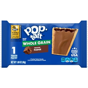 Pop-Tarts Made With Whole Grain Frosted Fudge - 1.76 Oz.