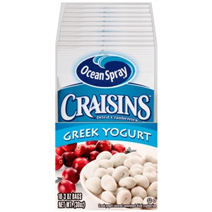 Craisins Dried Cranberries Greek Yogurt - 3 Oz.