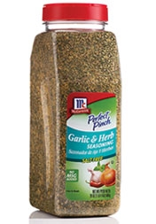 Perfect Pinch Garlic and Herb Seasoning - 20 Oz.
