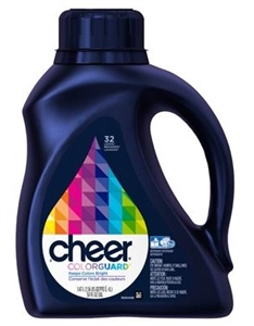 Cheer Laundry Detergent Liquid 2X Low Suds Regular