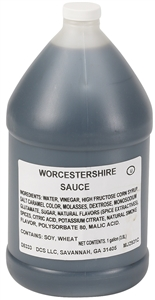 Worcestershire Sauce - 1 Gal.