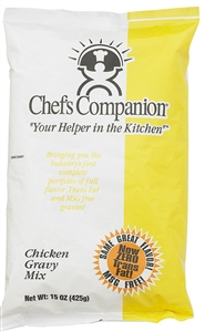 Chicken Gravy Mix No Added MSG - 15 Oz.