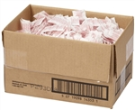 Single Serv Flat Salt Packets - 0.6 Gr.