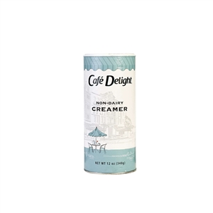 Cafe Delight  Non-Dairy Creamer Canisters - 12 Oz.