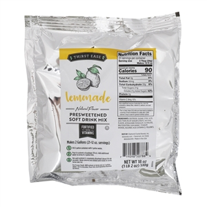 Lemonade Drink Mix - 18 Oz.