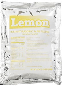 Instant Lemon Pudding Mix - 5 Oz.