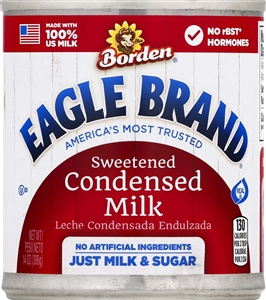 Eagle Sweetened Condensed Milk - 14 Oz.