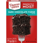 Classic Dark Chocolate Fudge Cake - 15.25 Oz.