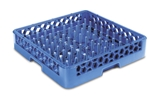 OptiClean All Purpose Plate and Tray Rack Blue - 19.75 in. x 19.75 in. x 4.0 in.