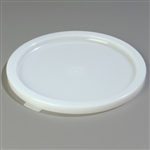 Bains Marie White Container Lid - 12.75 in.