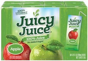 Juicy Juice Apple Single Serve Slim - 54 Fl. Oz.