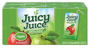 Juicy Juice Apple Single Serve Fun Box - 33.84 Fl. Oz.