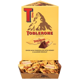 Toblerone Candy Changemaker Tiny's - 0.28 Oz.