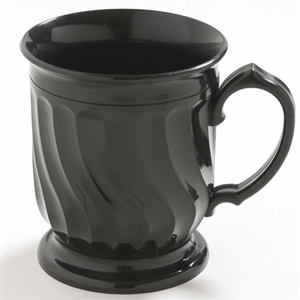Turnbury Insulated Pedestal Base Mug Onyx - 8 Oz.