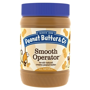 Peanut Butter Smooth Operator - 5 Lb.
