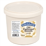 Peanut Butter Old Fashioned Smooth  - 5 Lb.