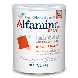 Nestle Alfamino Infant Baby Suppliments - 14.11 Oz.