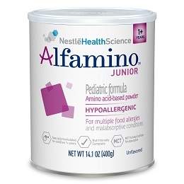 Nestle Alfamino Junior Suppliments - 14.11 Oz.