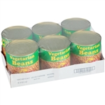 Showboat Vegetarian Beans - 112 Oz.