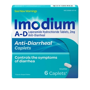 Imodium Peggable Caplets
