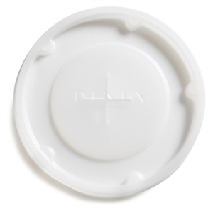 Dinex Lid With Straw Slot Translucent