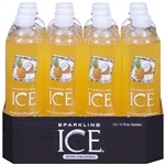 Sparkling ICE Beverage Coconut Pineapple - 17 Oz.