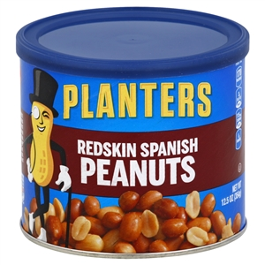 Planters Redskin Spanish Peanuts Snack Nuts - 12.5 Oz.