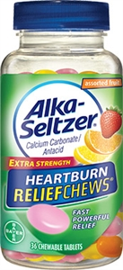 Heartburn Reliefchews Assorted Fruit
