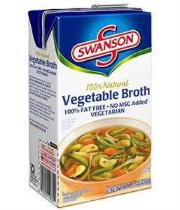Swanson Vegetable Broth - 32 Oz.