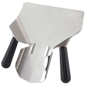 French Fryer Bagger Dual Handle