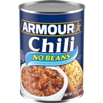 Armour Chili No Bean - 14 Oz.