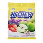Hi-Chew Original Mix Peg Bag Clip Strip - 3.53 Oz.