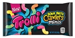 Trolli Sour Brite Crawlers Minis Watermelon - 9 Oz.