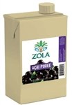 Zola Acai Berry Puree - 46 Oz.
