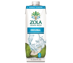 Natural Coconut Water Original - 33.8 Fl. Oz.