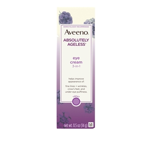 Aveeno Absolutely Ageless Eye Cream - 0.5 Oz.