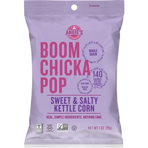 Boom Chicka Pop Sweet and Salty Popcorn - 1 Oz.
