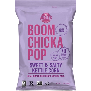Boom Chicka Pop Sweet and Salty Kettle Corn - 7 Oz.