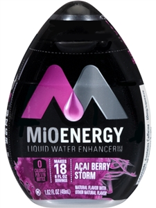 Mio Energy Acai Berry Storm Beverage-Liquid Concentrate - 1.62 Oz.