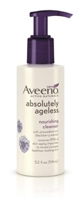 Aveeno Absolutely Ageless Nourishing Cleanser - 5.2 Fl.Oz.