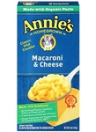Annies MWO Macaroni and Cheese Mild Cheddar - 6 Oz. Case of 12